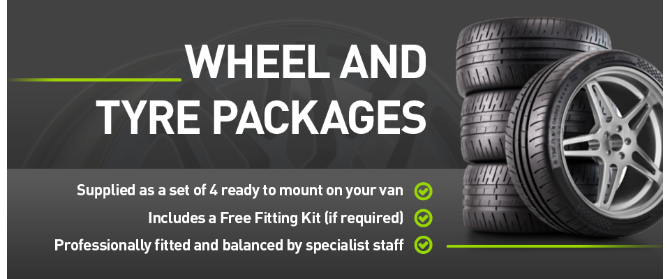 Wheel and Tyre Packages Banner